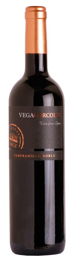 Vega Córcoles Tempranillo Roble