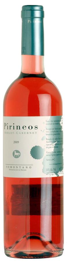 Pirineos Merlot-Cabernet