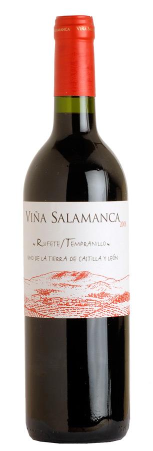 Viña Salamanca Rufete - Tempranillo