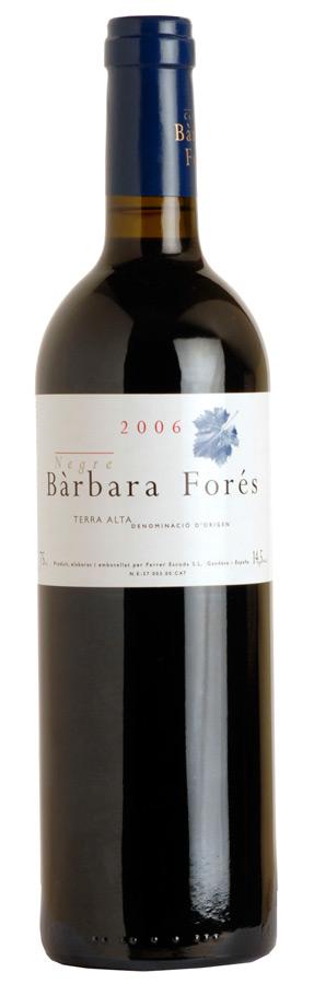 Bárbara Forés Negre