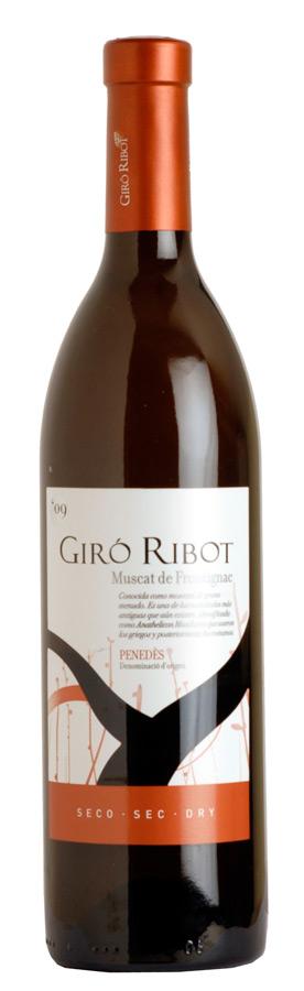 Giró Ribot Muscat de Frontignac
