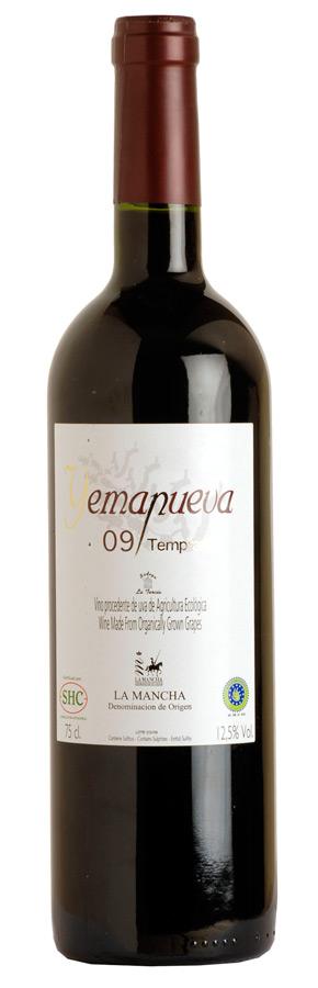 Yemanueva Tempranillo