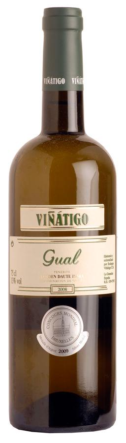 Viñátigo Gual
