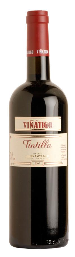 Viñátigo Tintilla