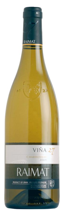 Raimat Viña 27 Chardonnay