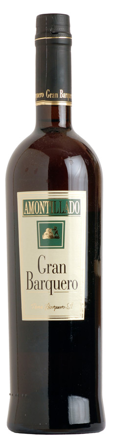 Amontillado Gran Barquero