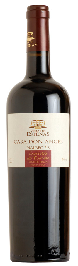 Casa Don Ángel Malbec 7-8