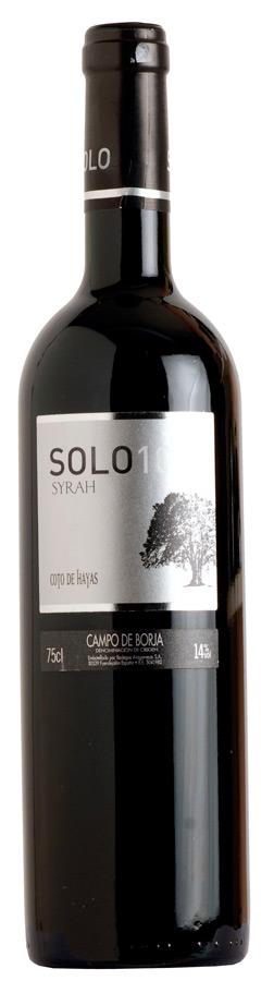 Solo 10 Syrah