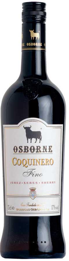 Fino Amontillado Coquinero