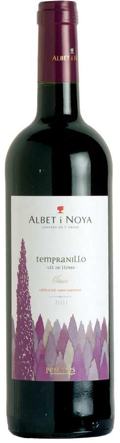 Albet i Noya Tempranillo