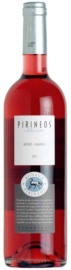 Pirineos Selección Merlot Cabernet