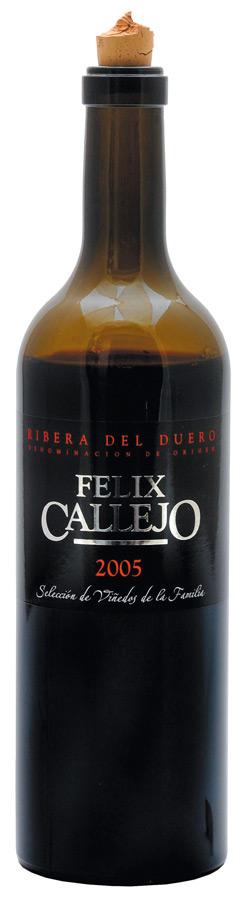 Felix Callejo Selec. Viñedos de la Familia