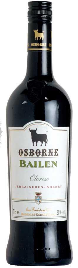 Oloroso Bailén