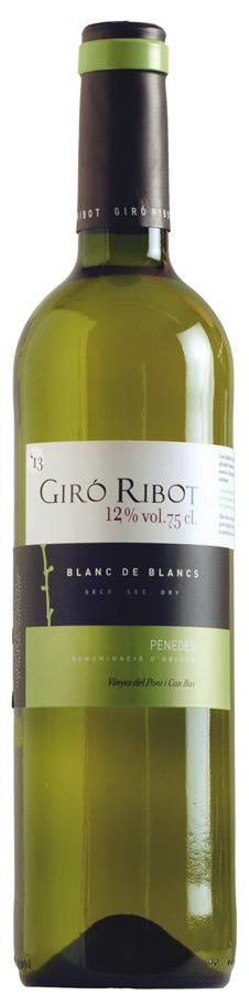Giró Ribot Blanc de Blancs