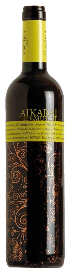 Giró Ribot Aikarai 100% Muscat