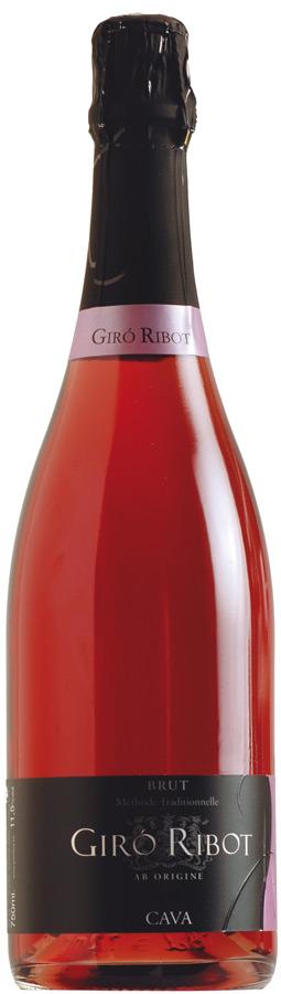 Cava Giró Ribot Brut Rosé