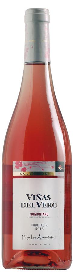 Viñas del Vero Pinot Noir Colección Rosado