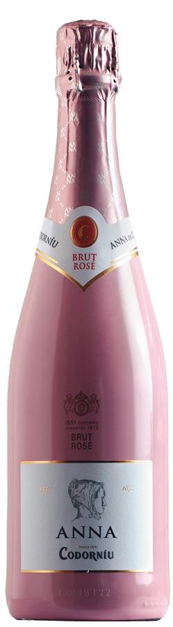 Anna de Codorníu Rosé Brut