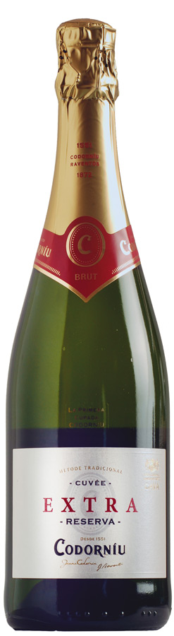 Codorníu Cuvée Extra Brut Reserva