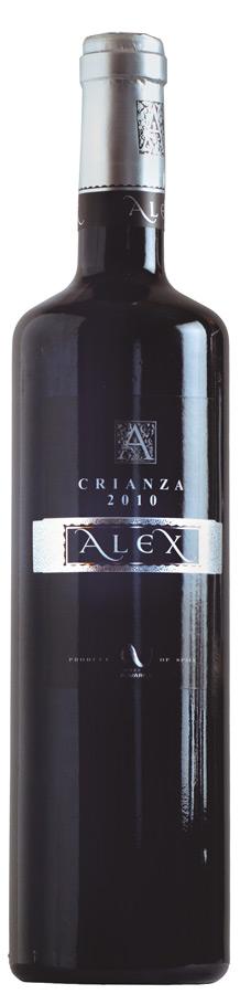 Alex Crianza