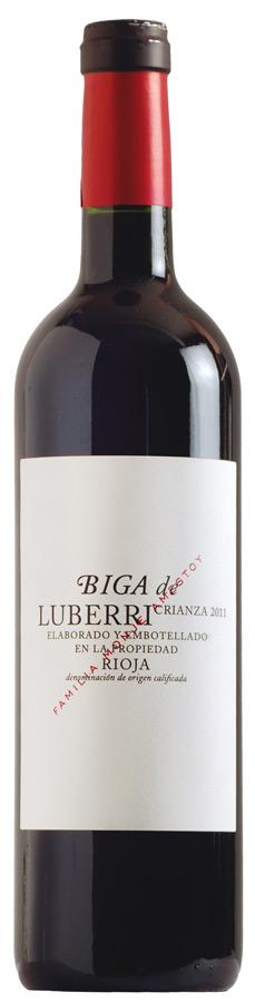 Biga de Luberri