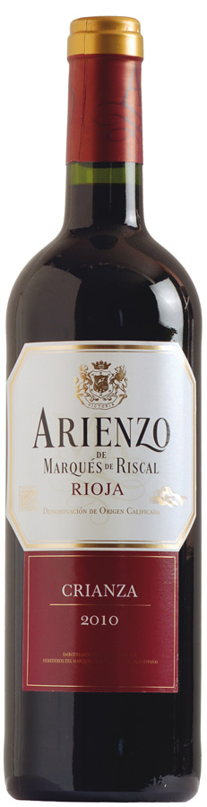 Arienzo de Marqués de Riscal