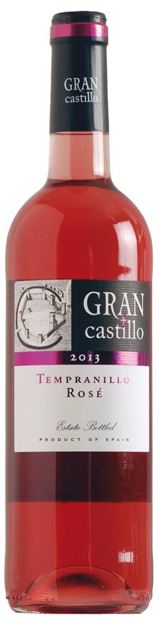 Gran Castillo Tempranillo Rosé