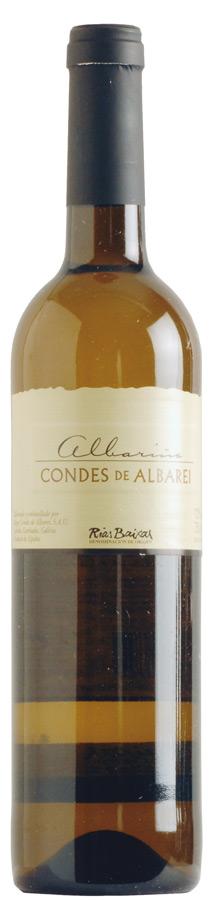 Albariño Condes de Albarei
