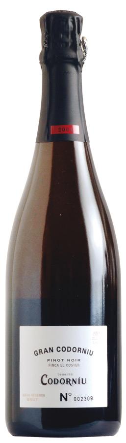 Gran Codorníu Pinot Noir Brut Gran Reserva