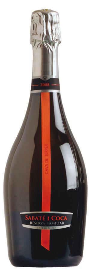 Sabaté i Coca Reserva Familiar