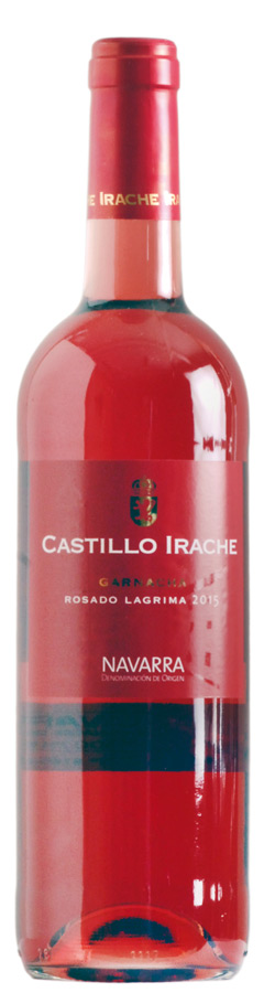 Castillo Irache Rosado
