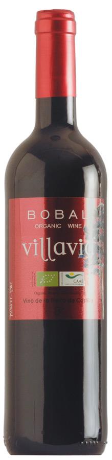 Villavid Bobal Ecológico