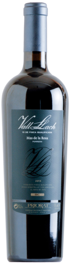 Vall Llach Vi de Finca Qualificada Mas de la Rosa