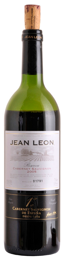 Jean León Cabernet Sauvignon Reserva