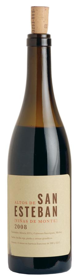 Altos de San Esteban {viñas de monte}