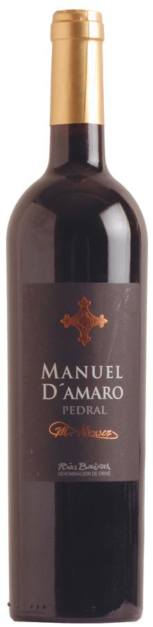 Manuel D\'Amaro Pedral