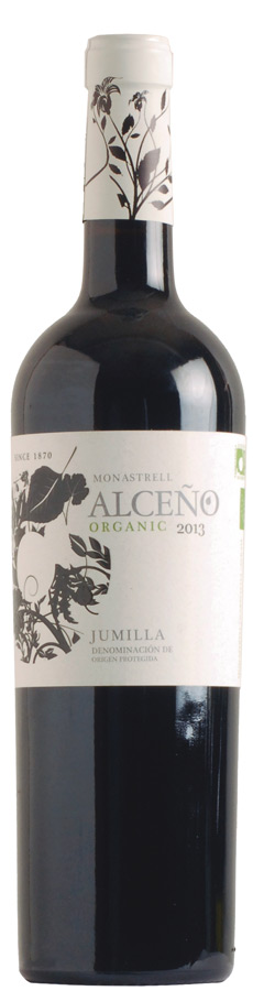 Monastrell Alceño Organic