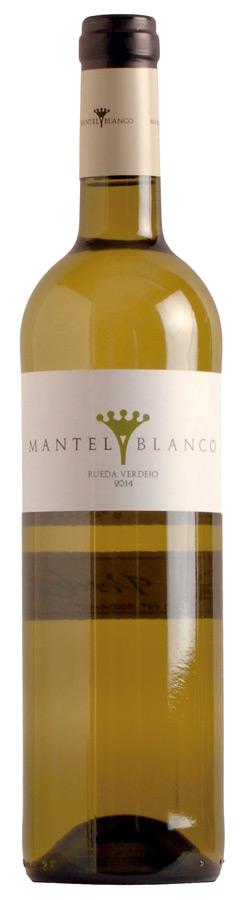 Mantel Blanco Verdejo