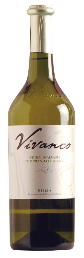 Vivanco Viura - Malvasía - Tempranillo Blanco