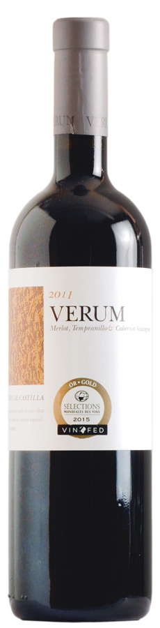 Verum Merlot, Tempranillo & Cabernet Sauvignon