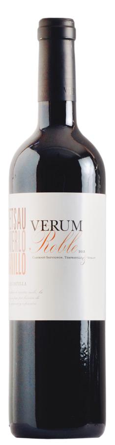 Verum Roble Cabernet Sauvignon, Tempranillo & Merlot