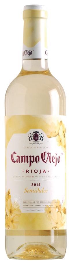 Campo Viejo Blanco Semidulce