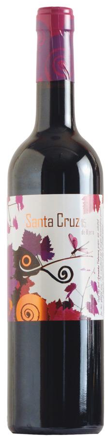 Santa Cruz de Alpera Tinto Maceración Carbónica