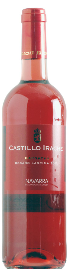 Rosado Lágrima Castillo de Irache