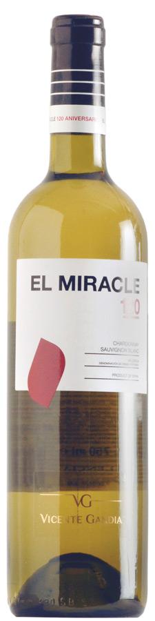 El Miracle 120 Aniversario Blanco