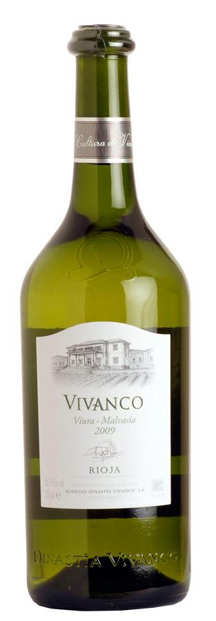 Vivanco Viura-Malvasía