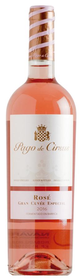 Pago de Cirsus Rosé Gran Cuvée Especial