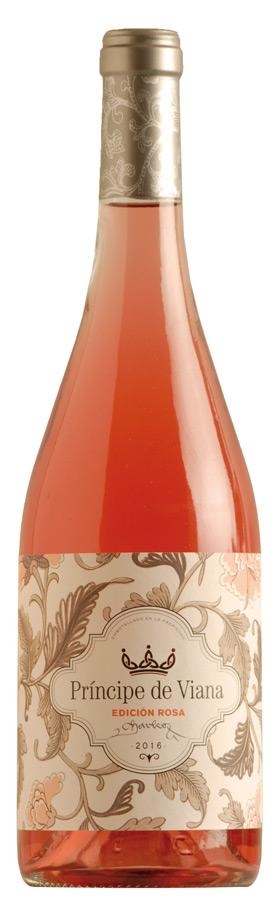 Príncipe de Viana Edición Rosa