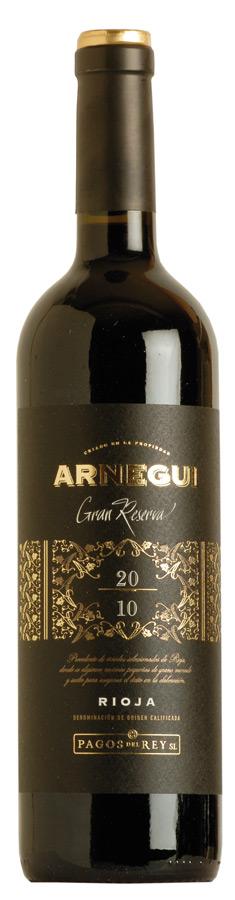 Arnegui Gran Reserva