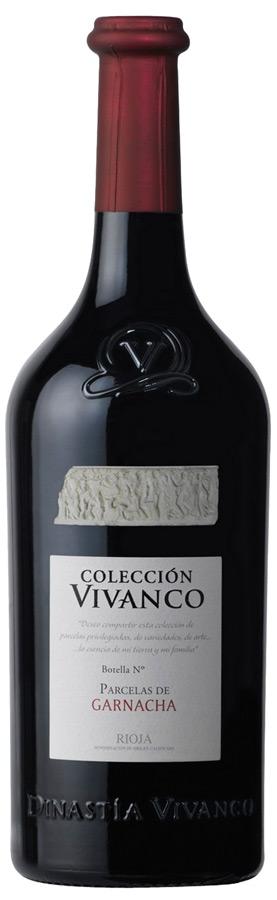 Colección Vivanco Parcelas de Garnacha